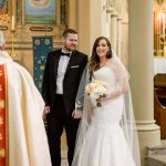 Real Wedding Church Ceremony