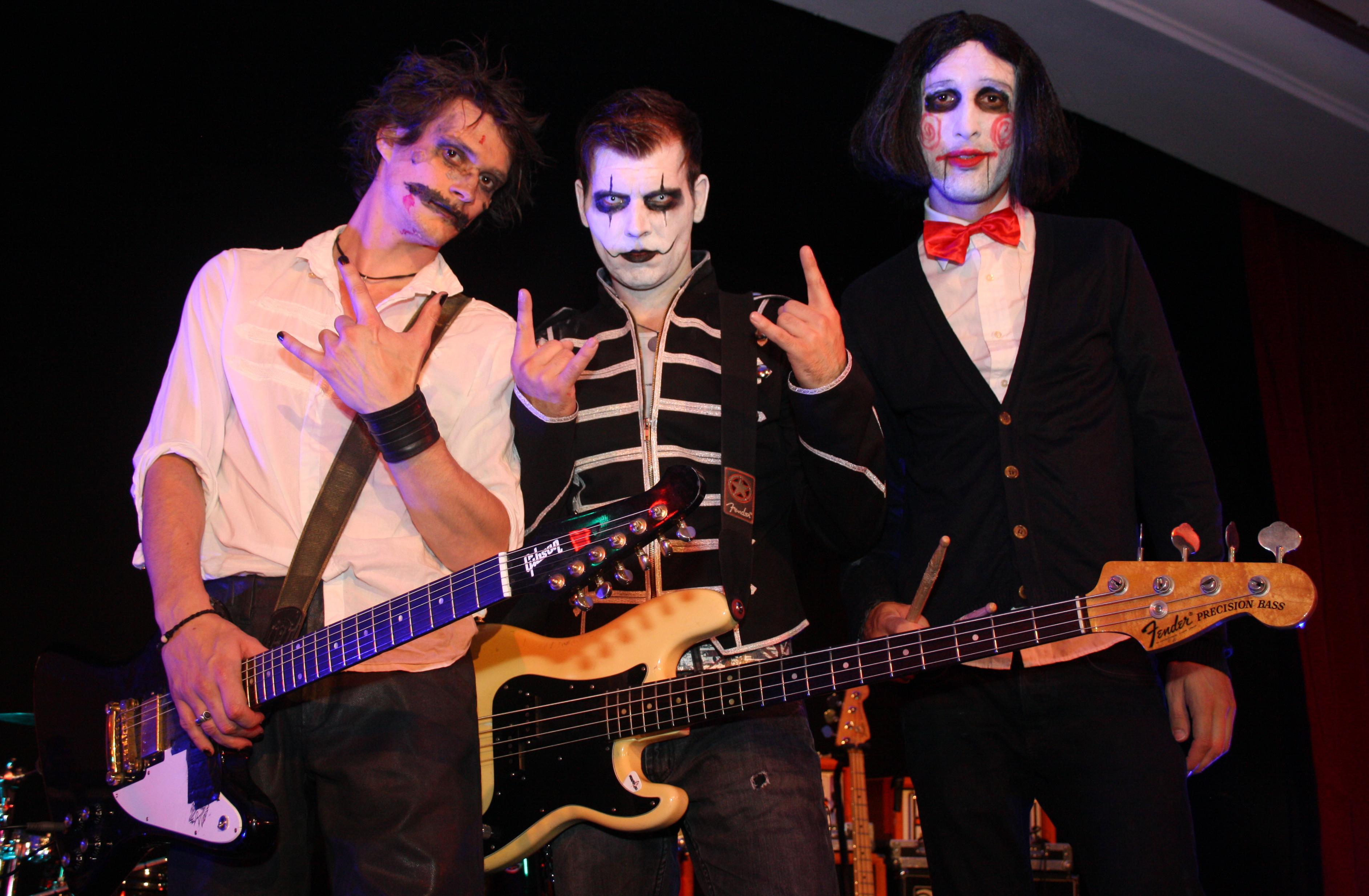 Indie Killers Halloween