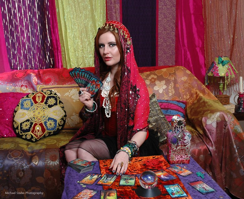 Psychics and clairvoyants