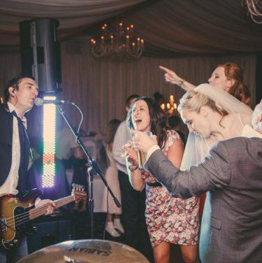 Bop The Air Wedding Band