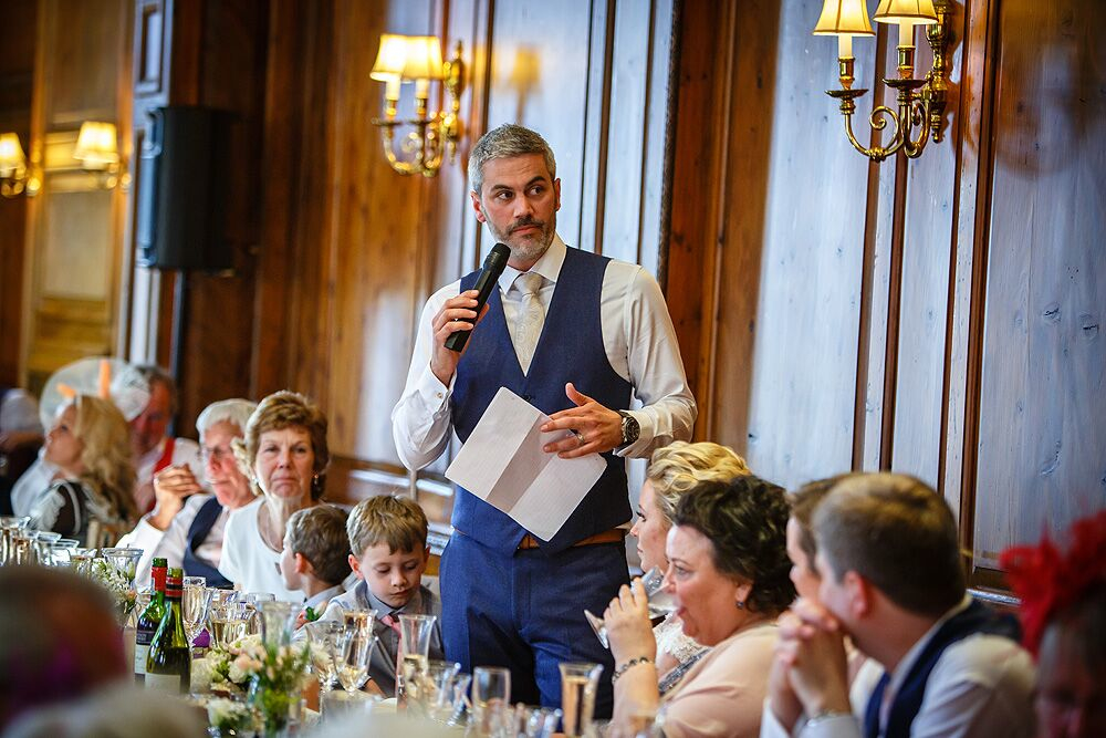 humorous wedding speech two best men