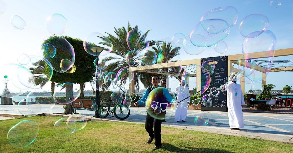 Bubble Performers