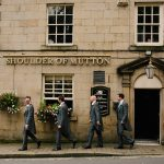 Real Wedding Block With The Kickstarts at Stanley House Photographs by JohnBoy Wilson