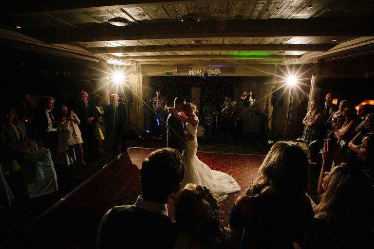 Real Wedding Blog With The Kickstarts Band