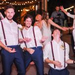 Florida Stormtrooper Real Wedding With The Kickstarts And Guests On The Dance Floor