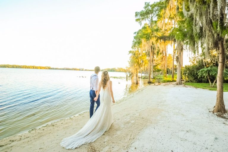 Florida Real Wedding On The Beach
