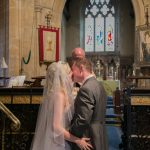 Real Wedding Blog Church Bride & Groom Ceremony