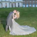 Georgian Country House Wedding With Bride & Groom