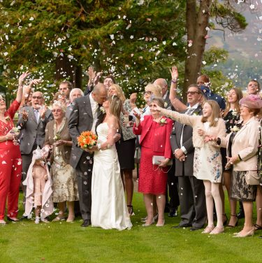 Real Wedding in The Lake District with Kings Of The Dance Floor