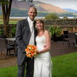 First Dance at Real Wedding In The Lake District