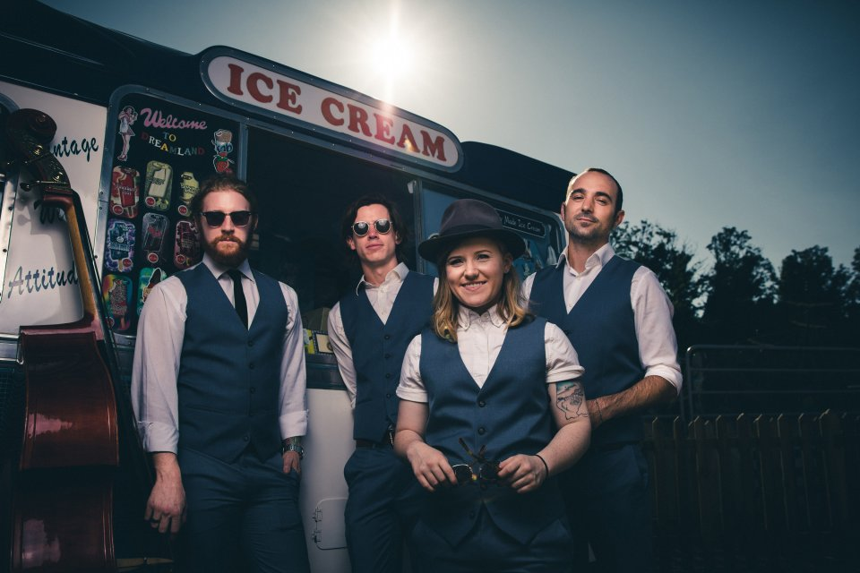 10 Rock N Roll Bands For Your 50s Themed Wedding Warble