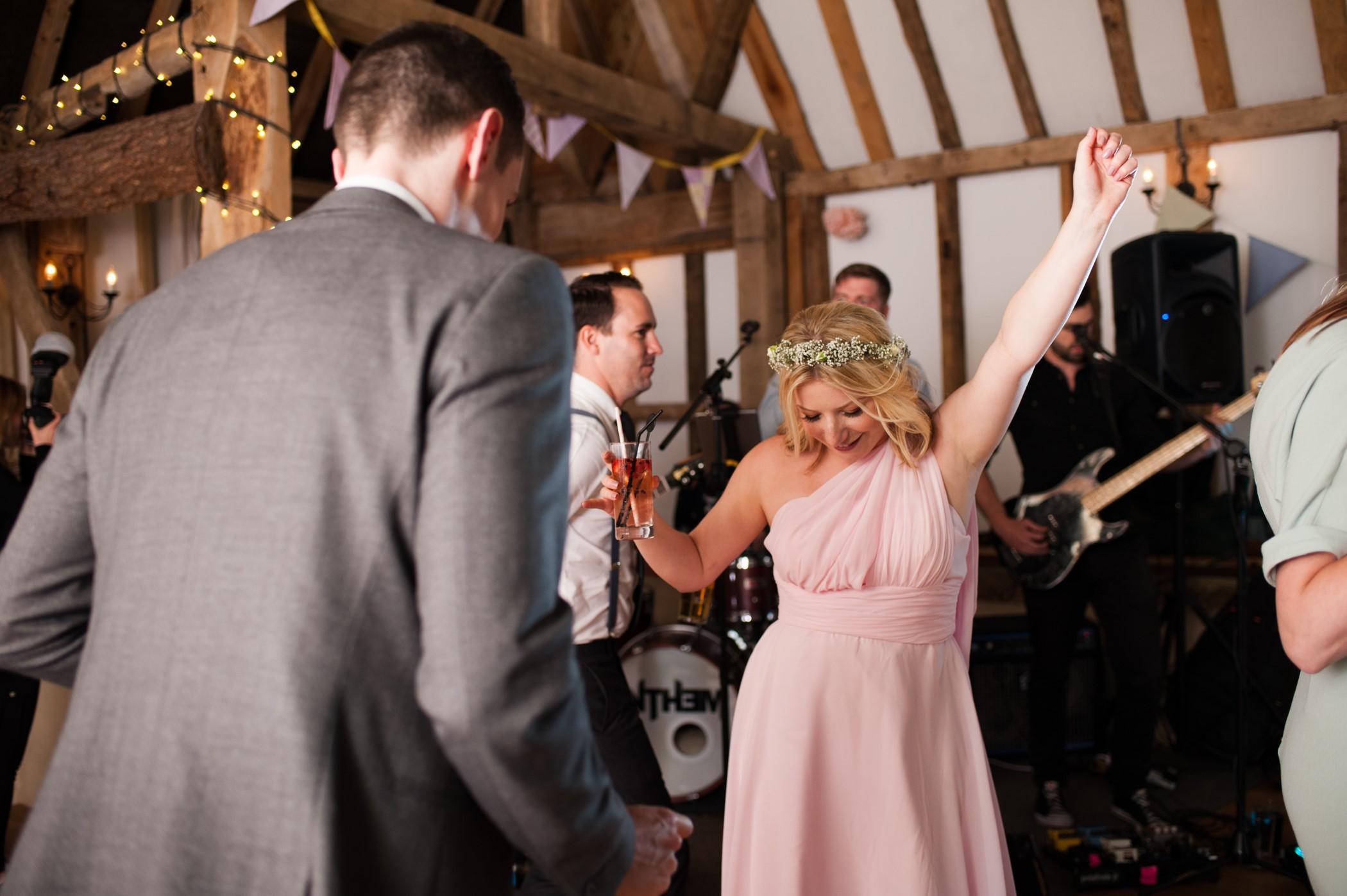 Anthem wedding band