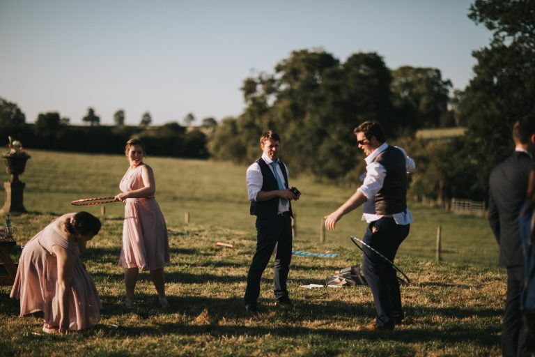 Festival Wedding Hula Hoop