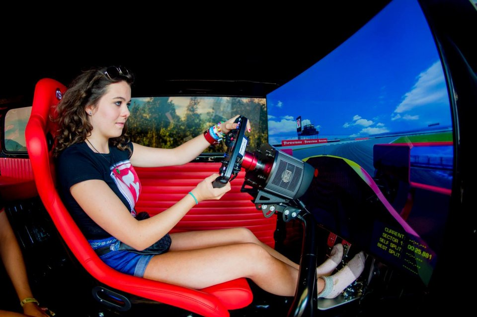 Power Racing Simulators