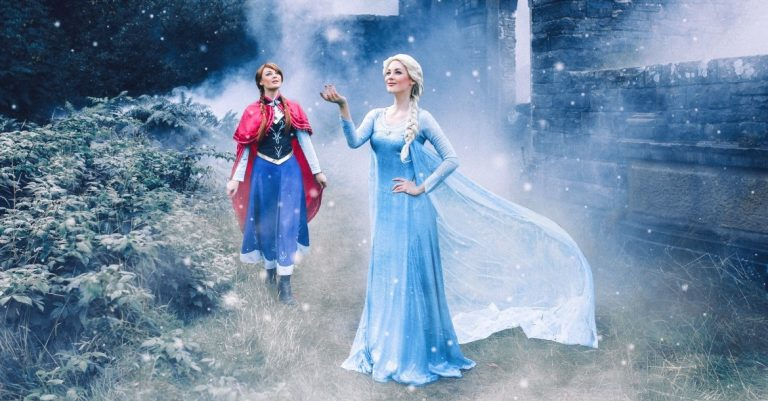 Frozen Themed Singers