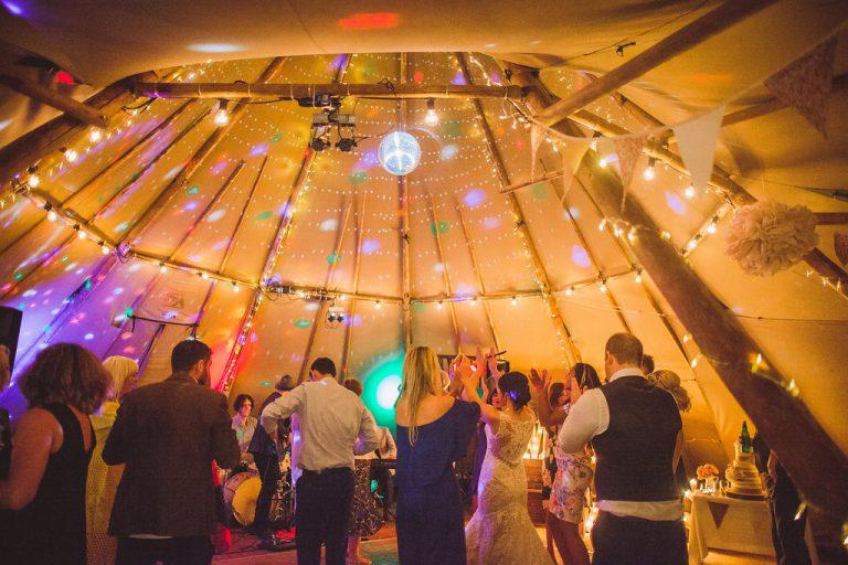 Wedding Evening Dance Floor