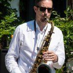 Alastair Plays Sax