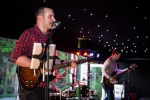 The Kickstarts Wedding Band