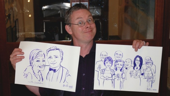 Steve P the Caricaturist