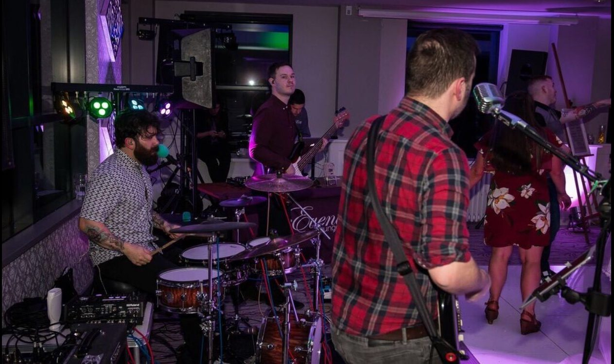 The Kickstarts Band