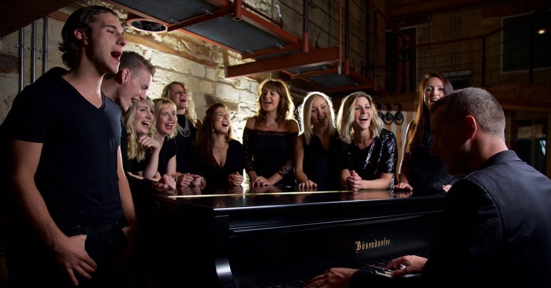 wedding choir