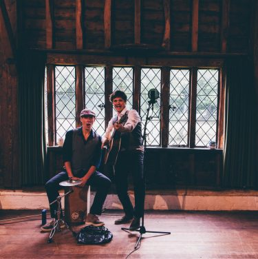 Just tom & pete acoustic duo
