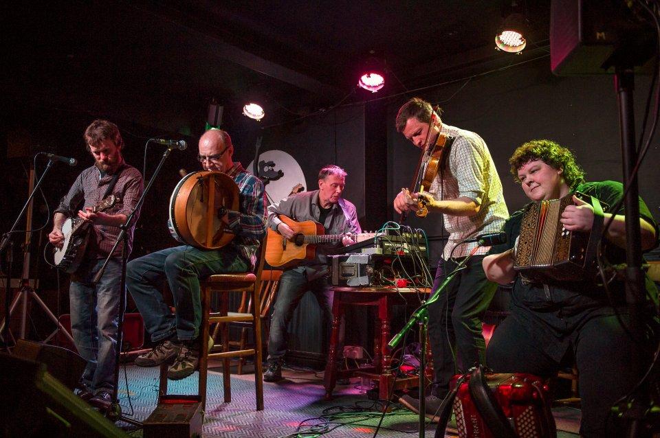 Keltus irish band