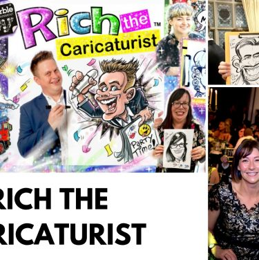 rich the caricaturist