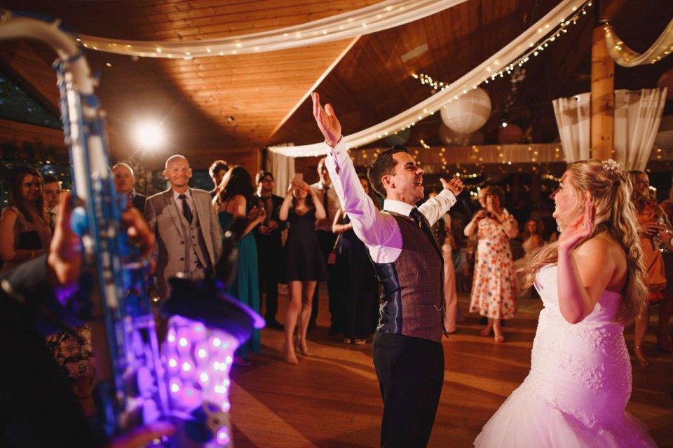 Wedding Dj Sax