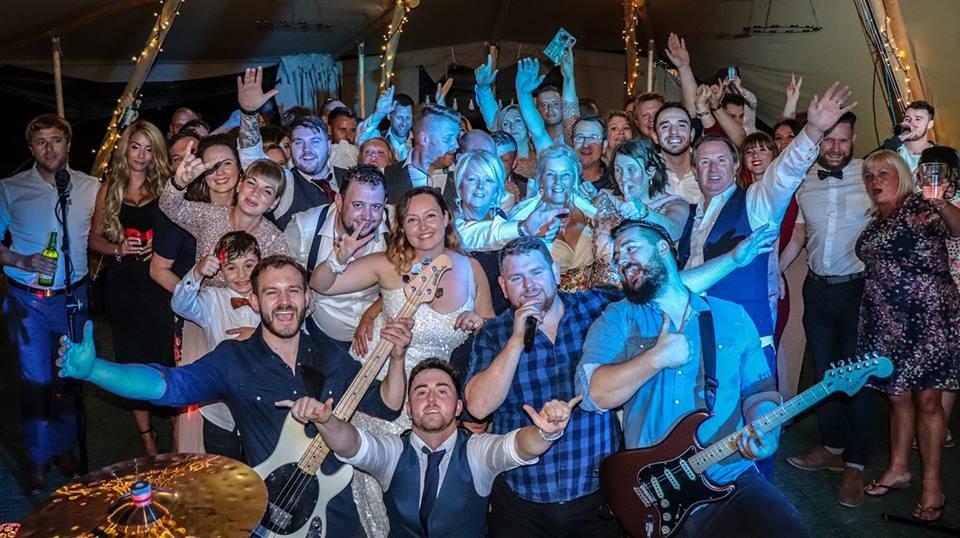 call of the kraken wedding band