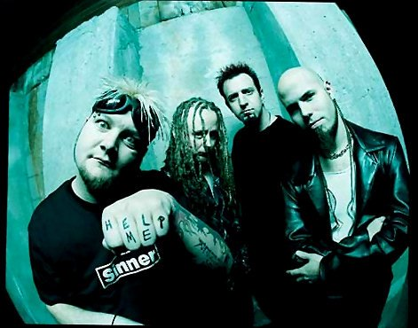 drowning pool band