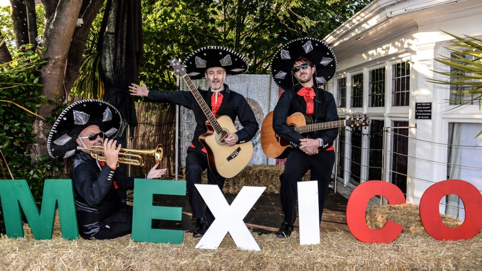 Mariachi Band for Weddings