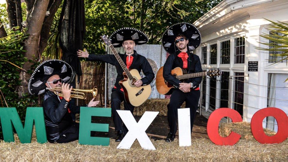 Mariachi Band for Weddings