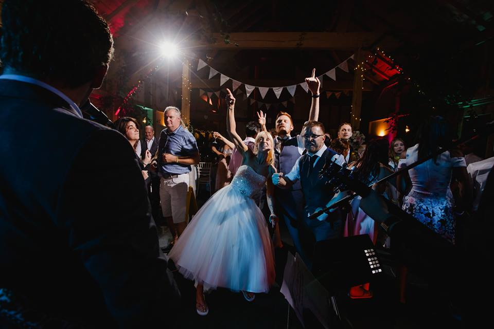 Four Right Chords Wedding Band