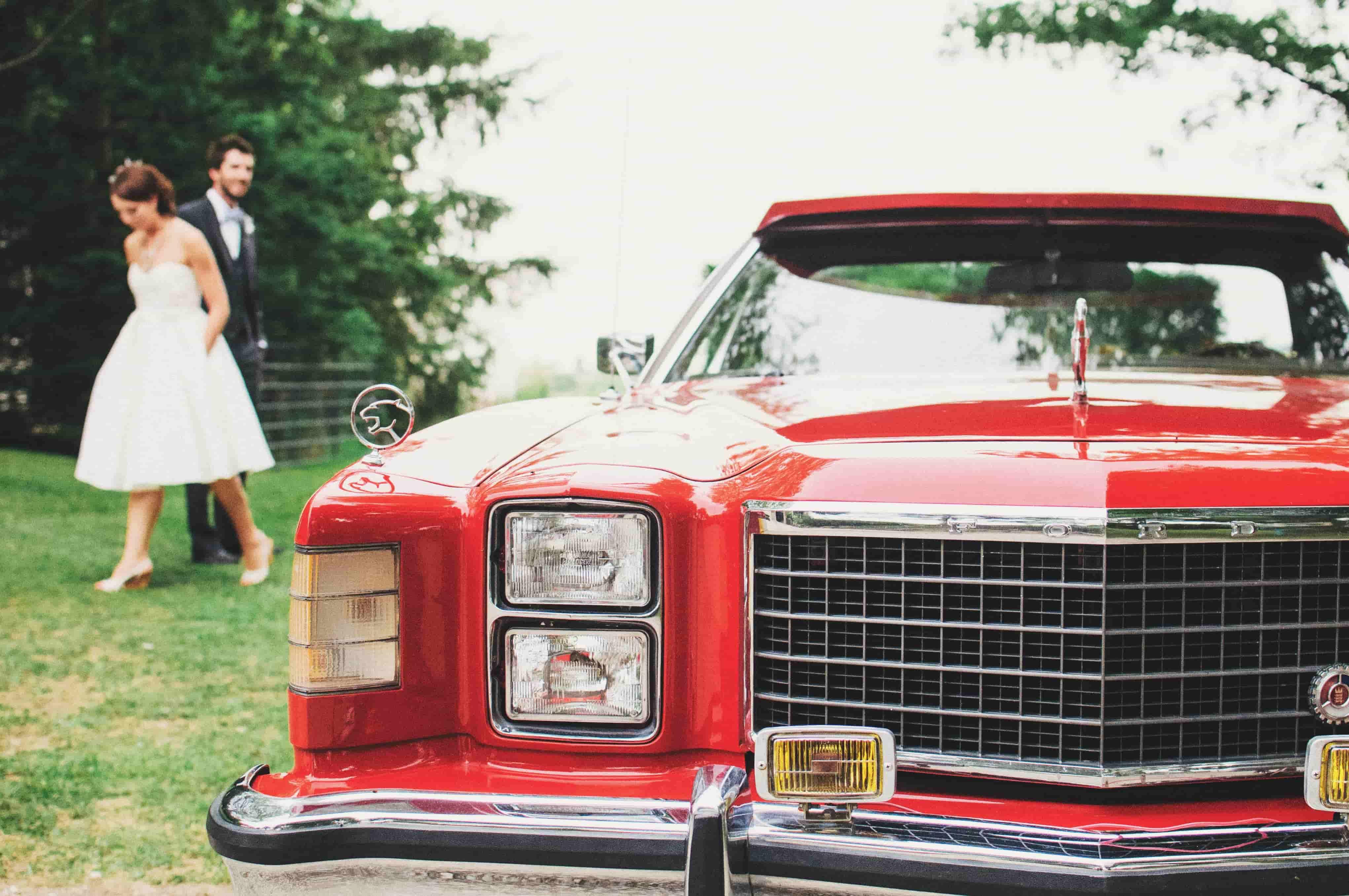 wedding venue transport