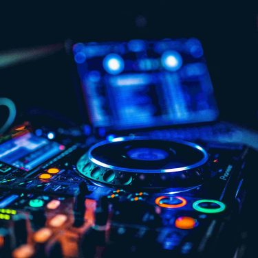 Wedding DJ hire guide