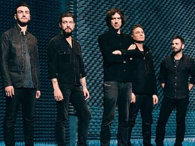 Snow Patrol band