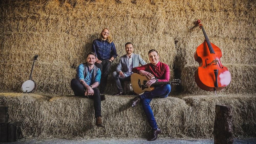 The Lionhearts festival wedding band