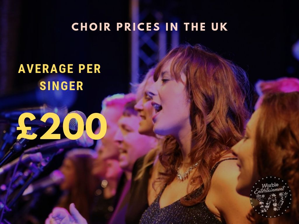 How Much Does It Cost to Hire a Choir?