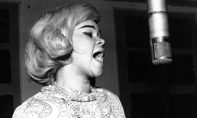 etta james singer