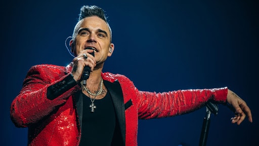 robbie williams singer
