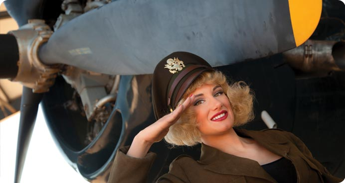 1940s WWII Theme Bands